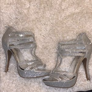 Sparkly heels from Unlisted by Kenneth Cole